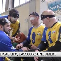 Sport e disabilità, i numeri dell'associazione Omero