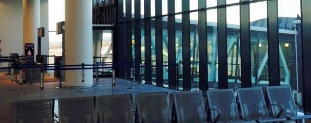 Trovato senza vita in aeroporto Muore 58enne a Orio al Serio