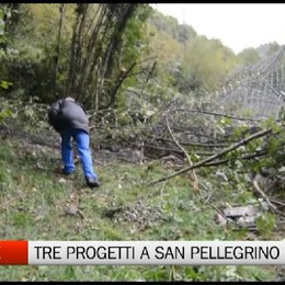 Allarme frane: a San Pellegrino partono due progetti di prevenzione per 700mila euro