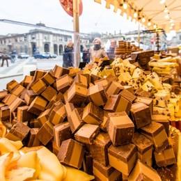 Bergamo più golosa che mai: in centro torna la Festa del Cioccolato