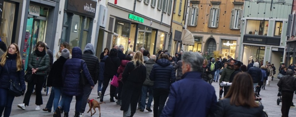 «Centro vivo o morto?» su Bg Tv Segui Bergamo in Diretta e scrivici