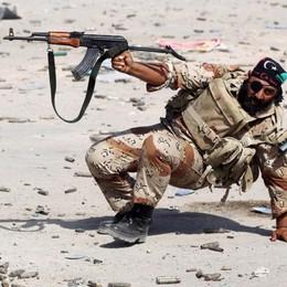 Conflitto in Libia Europa disarmata