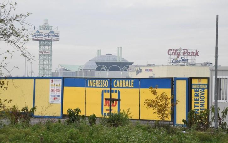 Cortenuova, capannoni alti 32 metri È il progetto per il nuovo polo di Md