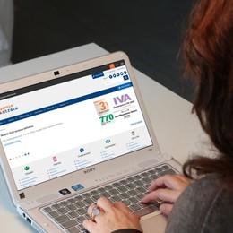 Dichiarazione dei redditi Istruzioni per l'uso on line