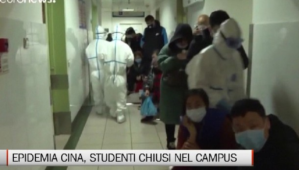 Epidemia in Cina, studenti universitari di Bergamo a Nanchino chiusi nei Campus