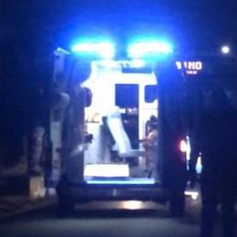 Incidente a Casnigo Traffico nel caos sulla ex 671
