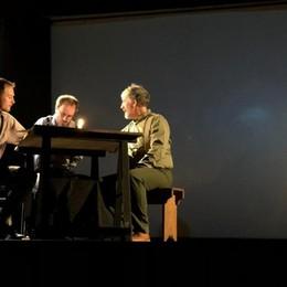 Le «fake news» del regime nazista A Ponteranica «Dentro un guscio di noce»