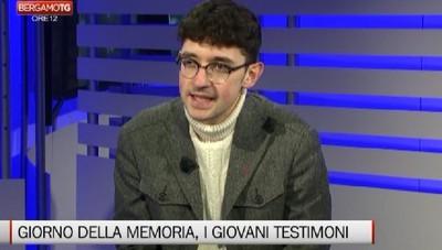 Leonardo diventa «memoria» del nonno La storia di Bonifacio, deportato a Buchenwald