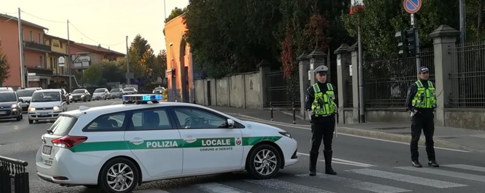 Lombardia, festa della Polizia Locale La Regione premia gli agenti di Seriate