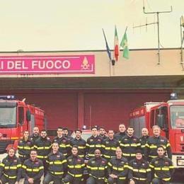 Madone, camion per i vigili del fuoco Una raccolta fondi parte sul web