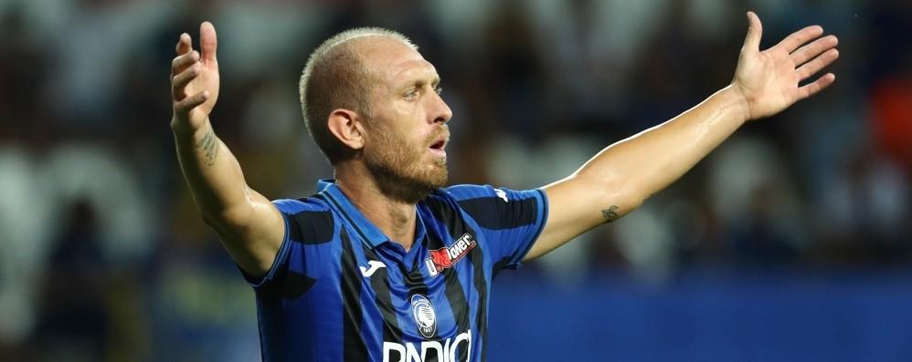 Masiello e la sua lettera di saluto ai tifosi «Non è un addio, tornerò a Bergamo»