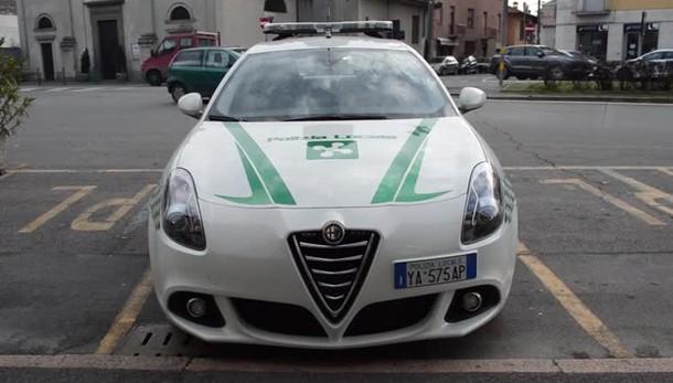 Polizia locale Treviglio, nuovi acquisti per la sicurezza