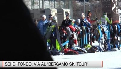 Sci di fondo, da venerdì il Bergamo Ski Tour