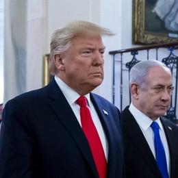 Terra Santa, la pace ingiusta di Trump