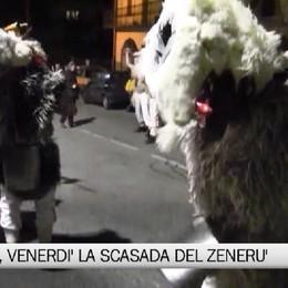 Ardesio, venerdì la Scasada del Zeneru'