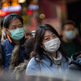 Da Curno in aiuto alla Cina  Mascherine Bongiorno contro il virus