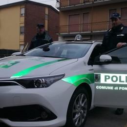In un anno sequestrati 62 veicoli  Ponte San Pietro, merito delle telecamere