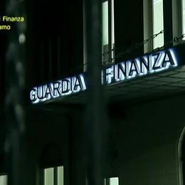 L'operazione della Guardia di Finanza
