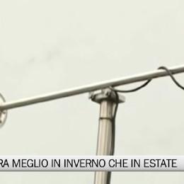 Rapporto Legambiente sulla qualità dell'aria: Bergamo promossa per le Pm10, bocciata per l'ozono