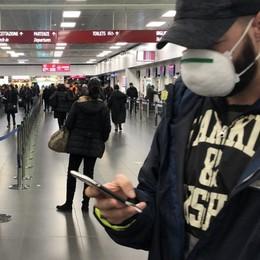 Anche a Bergamo il virus fa paura Mascherine a ruba e «sindrome cinese»