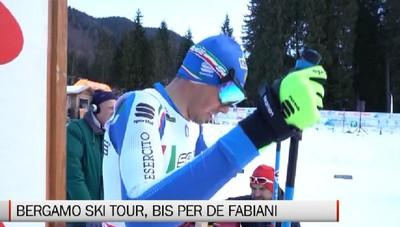 Bergamo Ski Tour, Martina Bellini seconda tra le Under23