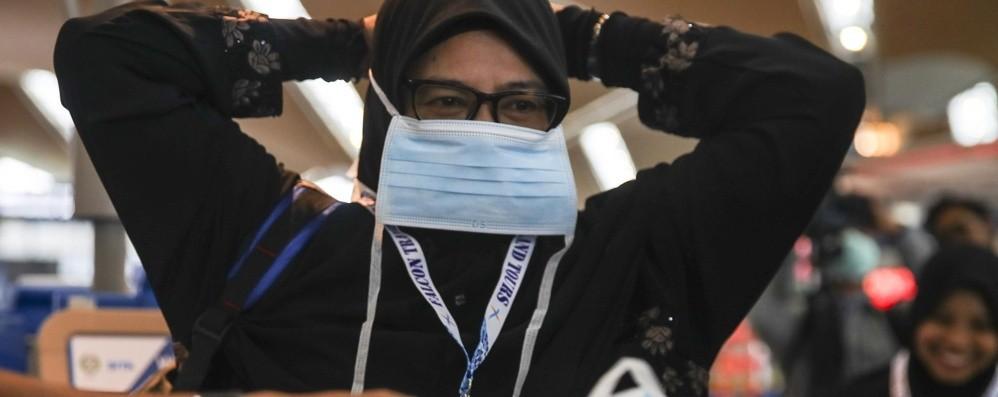 Coronavirus, controlli per  tutti i voli Termoscanner in arrivo negli aeroporti