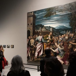 Ecco Peterzano, l'allievo maestro Al via la mostra in Accademia Carrara