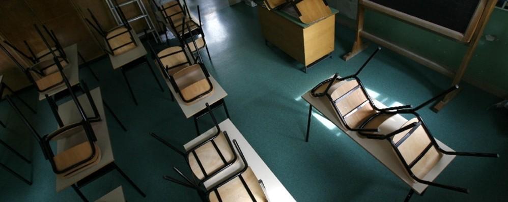 In alta Val Brembana pochi bambini  Chiusure in vista per altre due scuole