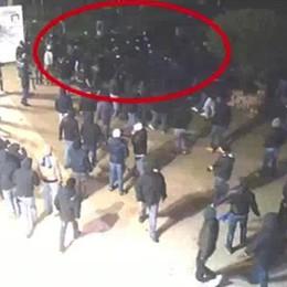 Irruzione al Palasport di Firenze Daspo per 14 ultras dell'Atalanta