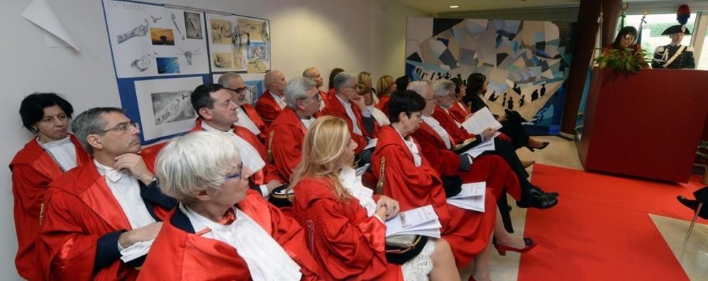 L'allarme giustizia: tribunale ingolfato Sono 3.676 i processi in attesa di udienza