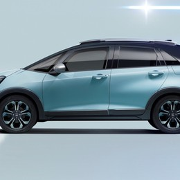 Nuova Honda Jazz Arriverà in estate