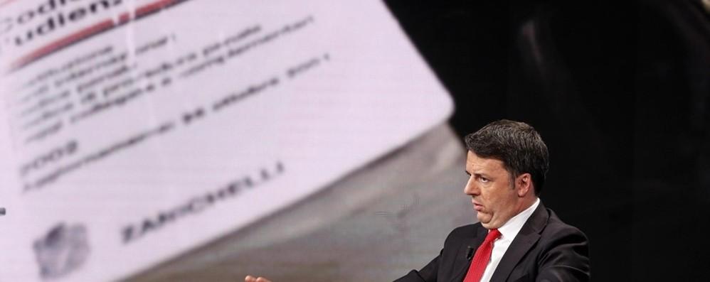 Riforma giustizia Renzi in agguato