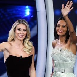 Sanremo piace con Fiorello e il monologo sulle donne di Rula