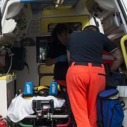 Schianto tra un'auto e un furgone a Lallio Quattro feriti gravi: c'è anche un 15enne