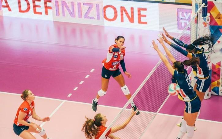 Zanetti Bergamo, ancora un ko Sconfitta 3-0 a Trento