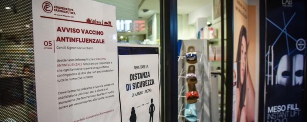Vaccino influenzale, in farmacia non c'è  ma spunta la «bufala» dell'omeopatico