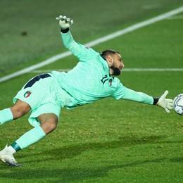 A Bergamo Italia-Olanda finisce 1-1  Al gol di Pellegrini, risponde van de Beek