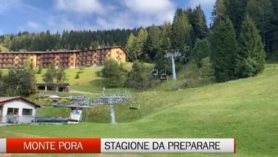 Monte Pora, tra preparativi anti Covid e sogno Olimpiadi 2026