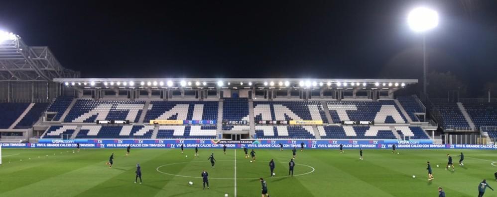 Nazionale, El Shaarawy falso positivo  Bergamo, vigilia tormentata per gli azzurri