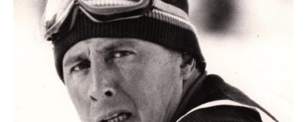 Addio a Vittorio Borsatti Insegnò a sciare a mezza Bergamo