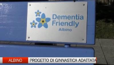 Albino, ginnastica adattata con la Dementia Friendly Community
