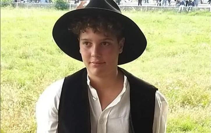 Cristian, 11 anni e un sogno «Voglio fare il bergamino»
