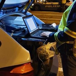 Droga, documenti falsi ed alta velocità Controlli nel weekend in autostrada