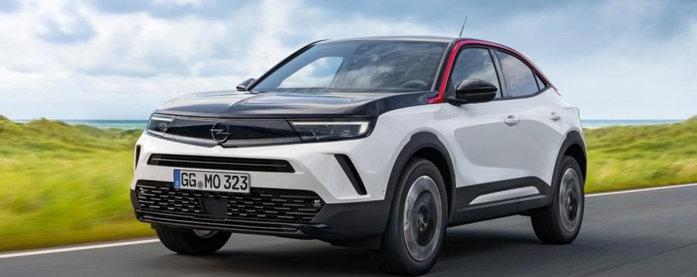 Il nuovo Opel Mokka: benzina, diesel ed elettrico