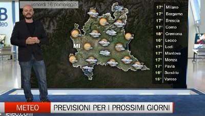 Meteo - Previsioni per i prossimi giorni