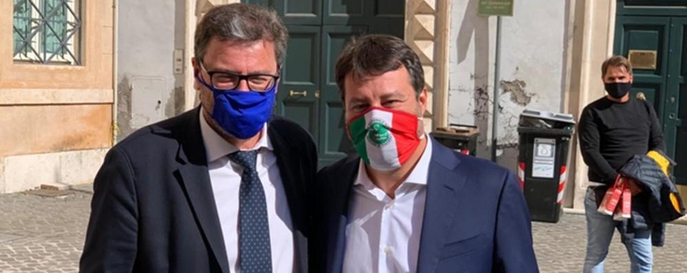 Salvini, via moderata per uscire dall'angolo