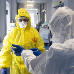 Coronavirus, in Italia 21.273 nuovi casi 128 vittime e 161.880 tamponi effettuati