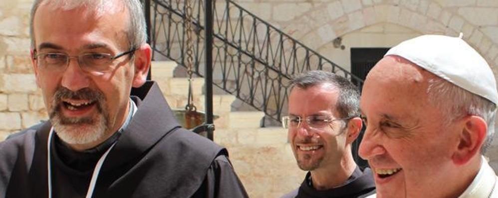 Mons. Pizzaballa Patriarca di Gerusalemme Il vescovo Beschi: grande gioia per Bergamo