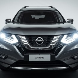Nuovo Nissan X-Trail per il mercato italiano
