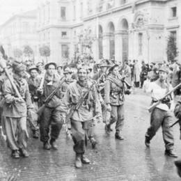 Per due anni vietato uscire di notte  Era il 1943 e c'era la guerra